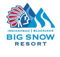 Blackjack Mountain - Big Snow Resort