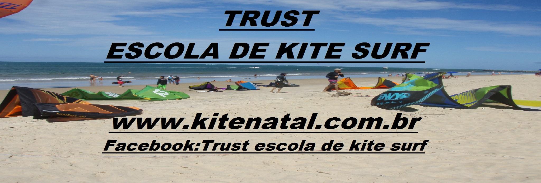 Trust Escola de Kitesurf