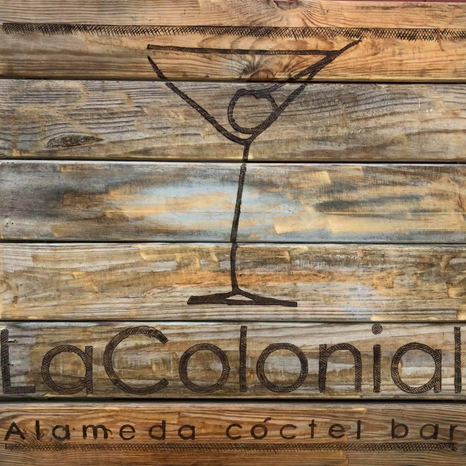 LaColonial Alameda cocktail bar