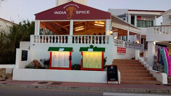 Menorca Curry House (India Spice)