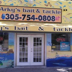 Arky's Live Bait & Tackle