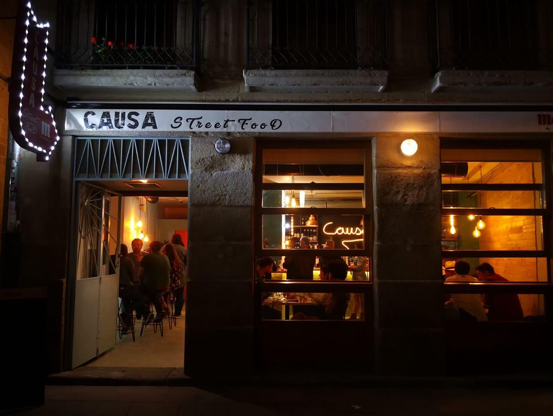 CAUSA Street Food