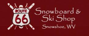 Snowshoe Ski & Snowboard Rentals - Route 66