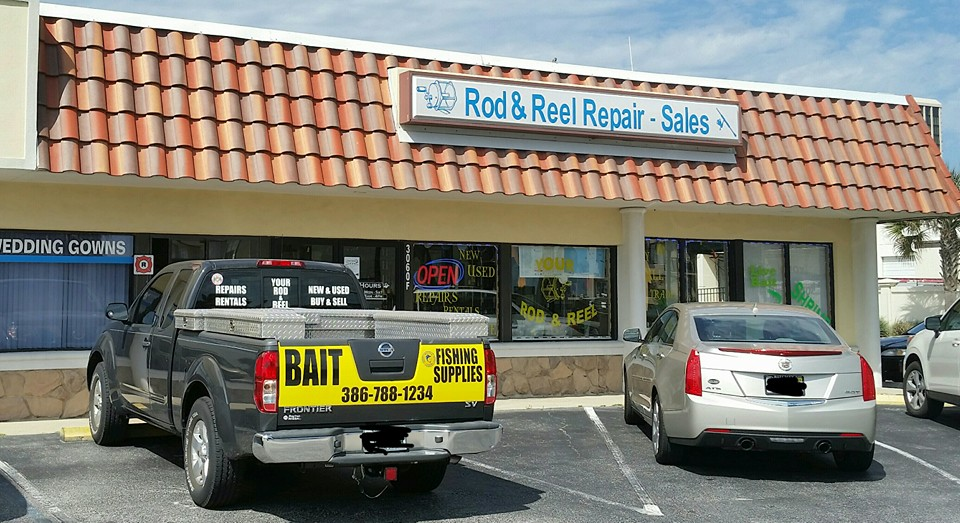 Your Rod and Reel live bait and tackle