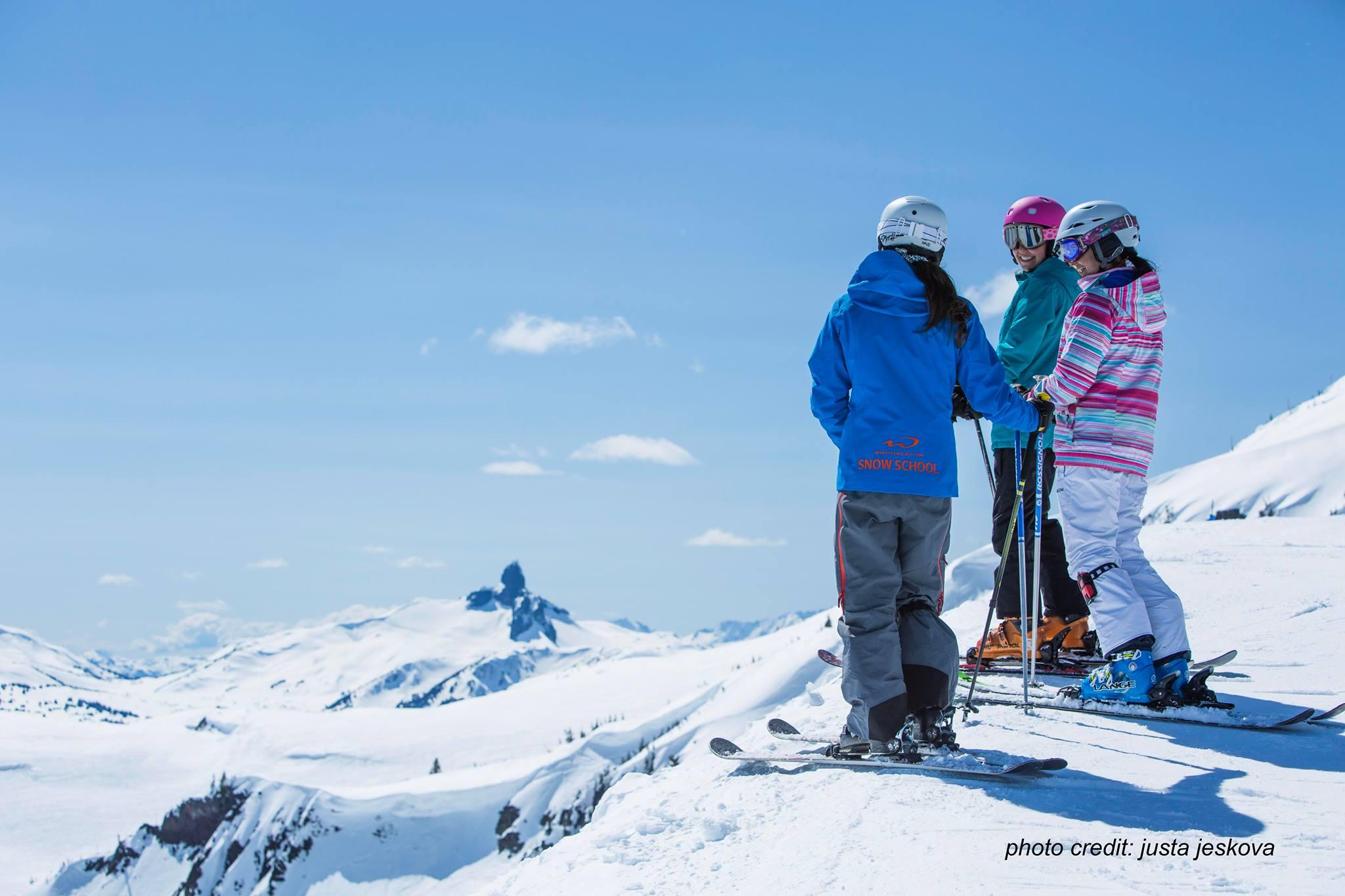 Ski and Snowboard School - Whistler Blackcomb