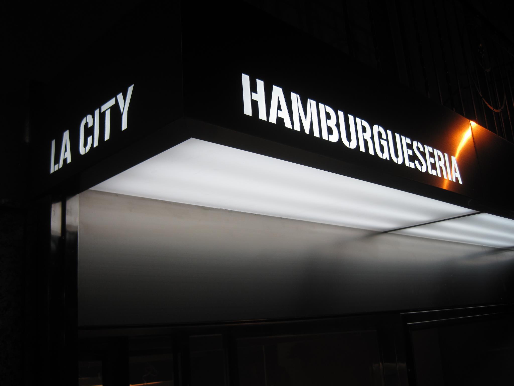 Hamburguesería La City