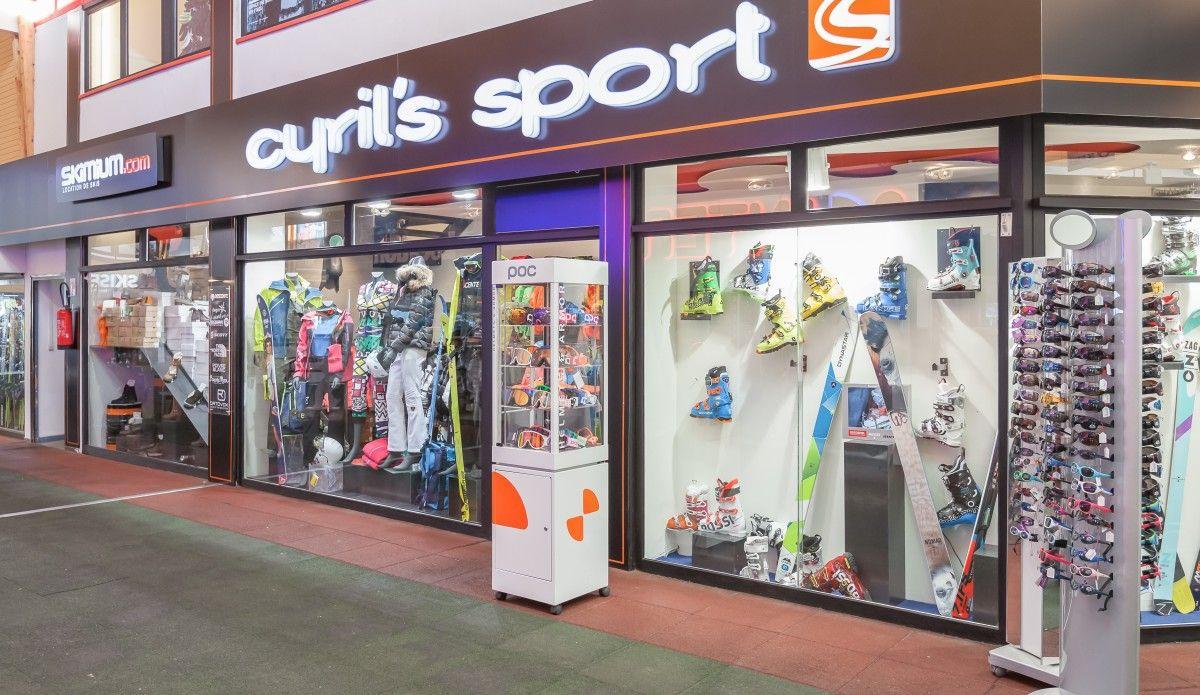 Cyrils sports - Skimium